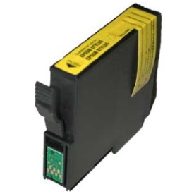 T042420 Ink Cartridge - Epson Remanufactured (Yellow)