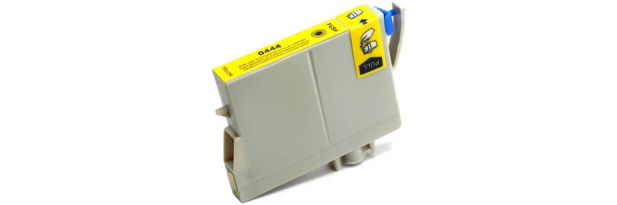 T044420 Ink Cartridge - Epson Remanufactured (Yellow)