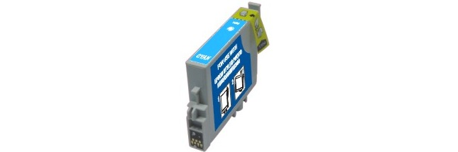 T048520 Ink Cartridge - Epson Remanufactured (Light Cyan)