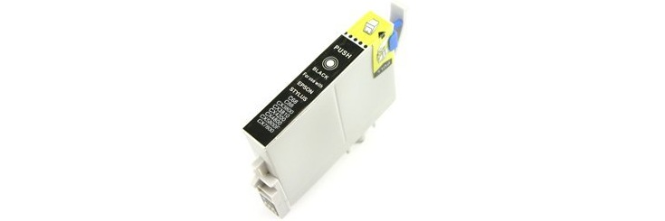 T060120 Ink Cartridge - Epson Remanufactured (Black)