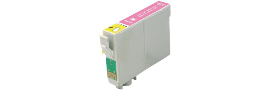 T078620 Ink Cartridge - Epson Remanufactured (Light Magenta)