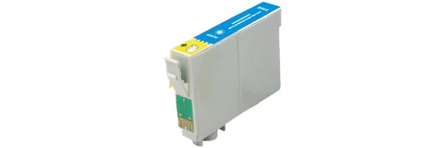 T079220 Ink Cartridge - Epson Remanufactured (Cyan)