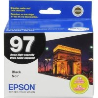 T097120 Ink Cartridge - Epson Genuine OEM (Black)