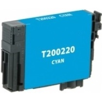 T200220 Ink Cartridge - Epson Compatible (Cyan)