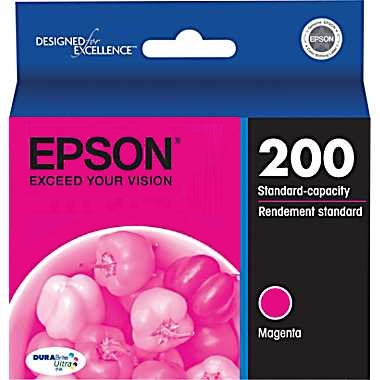 T200320 Ink Cartridge - Epson Genuine OEM (Magenta)