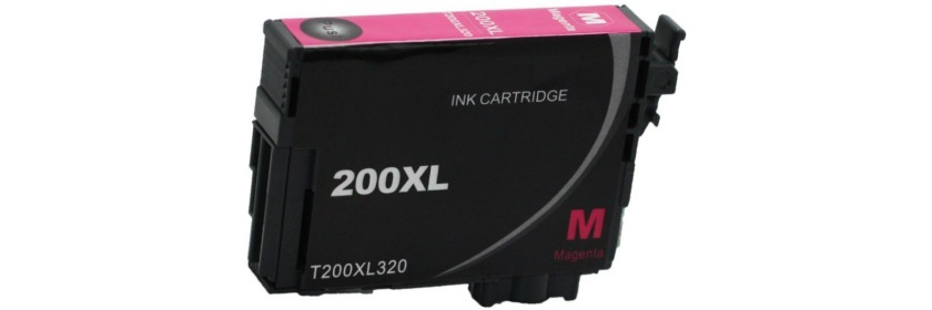 T200320XL Ink Cartridge - Epson Compatible (Magenta)