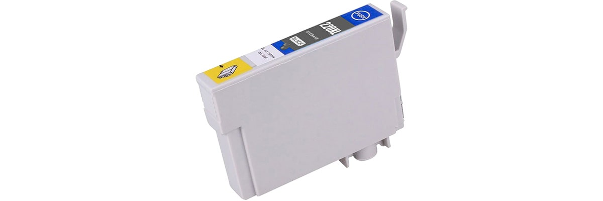 T220XL120 Ink Cartridge - Epson Remanufactured (Black)