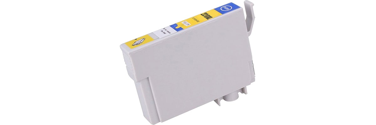T220XL420 Ink Cartridge - Epson Remanufactured (Yellow)