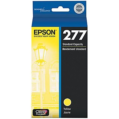 T277420 Ink Cartridge - Epson Genuine OEM (Yellow)