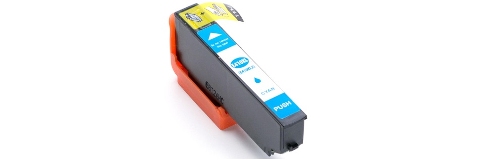 T410XL220 Ink Cartridge - Epson Remanufactured (Cyan)