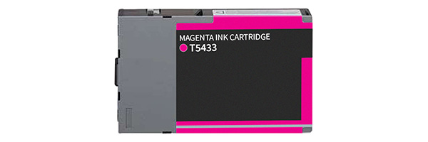 T543300 Ink Cartridge - Epson Remanufactured (Magenta)