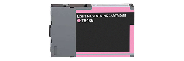 T543600 Ink Cartridge - Epson Remanufactured (Light Magenta)