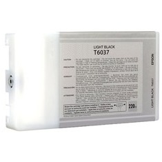 T603700 Ink Cartridge - Epson Remanufactured (Light Black)