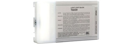 T603900 Ink Cartridge - Epson Remanufactured (Light Light Black)