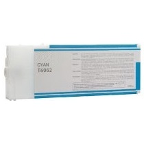 T606200 Ink Cartridge - Epson Remanufactured (Cyan)