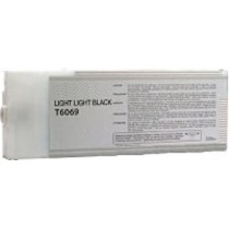 T606900 Ink Cartridge - Epson Remanufactured (Light Light Black)