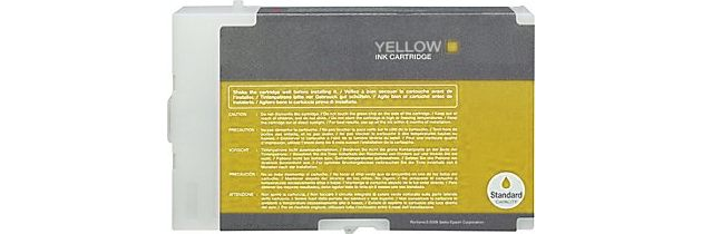 T616400 Ink Cartridge - Epson Compatible (Yellow)