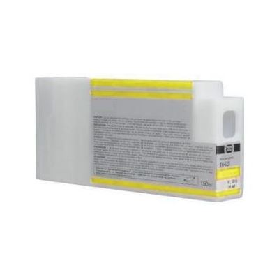 T624400 Ink Cartridge - Epson Compatible (Yellow)