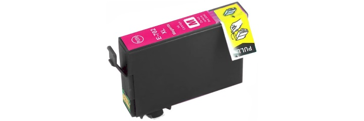 T702XL320 Ink Cartridge - Epson Remanufactured (Magenta)