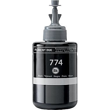 T774120 Ink Bottle - Epson Compatible (Black)