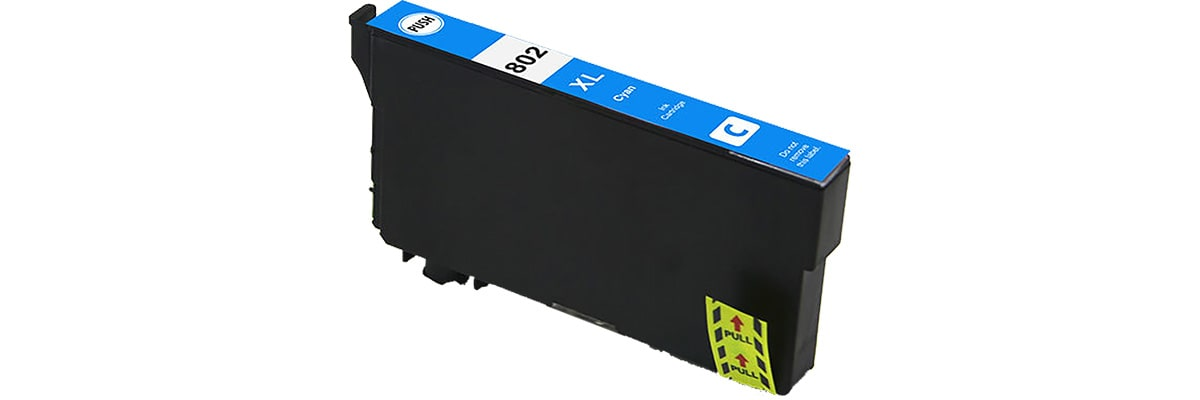 T802XL220 Ink Cartridge - Epson Compatible (Cyan)