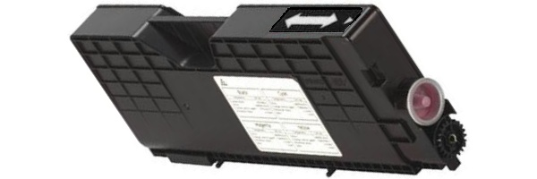 Gestetner 885325 Toner Cartridge - Gestetner Genuine OEM (Black)