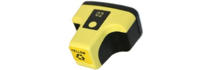 HP 02 Yellow