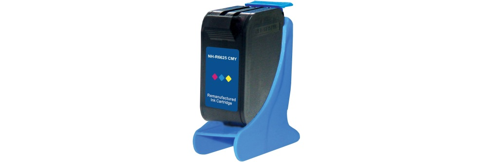 HP 17 Ink Cartridge - HP Remanufactured (Tricolor)