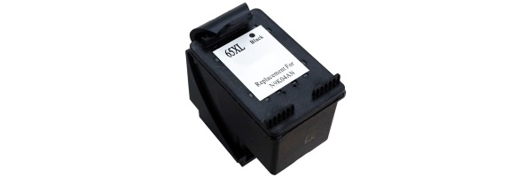 HP 65XL Black Ink Cartridge - HP Compatible (Black)