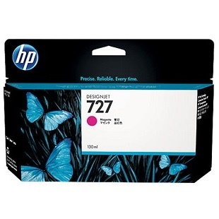 HP 727 Magenta Ink Cartridge - HP Genuine OEM (Magenta)