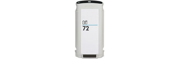 HP 72 Photo Black Ink Cartridge - HP Remanufactured (Photo Black)