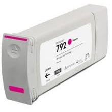 HP 792 Magenta Ink Cartridge - HP Compatible (Magenta)