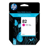 HP 82XL Magenta Ink Cartridge - HP Genuine OEM (Magenta)