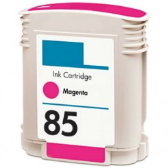 HP 85 Magenta Ink Cartridge - HP Remanufactured (Magenta)