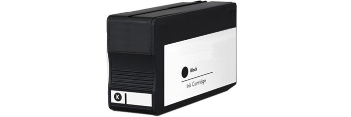 HP 932XL Black Ink Cartridge - HP Remanufactured (Black)