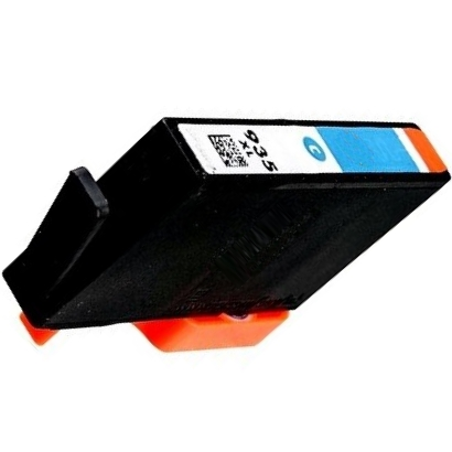 HP 935XL Cyan Ink Cartridge - HP Compatible (Cyan)