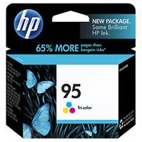 HP 95 Ink Cartridge - HP Genuine OEM (Tricolor)