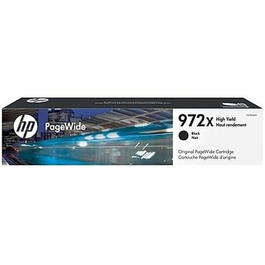 HP 972XL Black Ink Cartridge - HP Genuine OEM (Black)