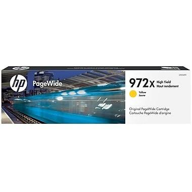 HP 972XL Yellow Ink Cartridge - HP Genuine OEM (Yellow)