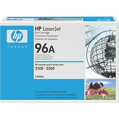C4096A Toner Cartridge - HP Genuine OEM (Black)
