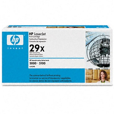 C4129X Toner Cartridge - HP Genuine OEM (Black)