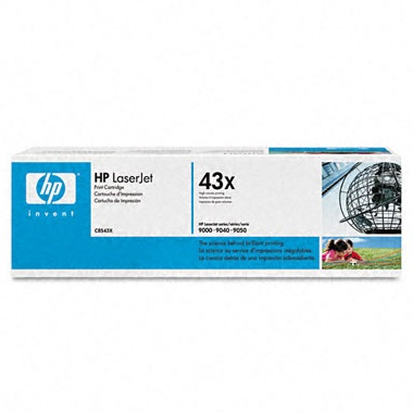 C8543X Toner Cartridge - HP Genuine OEM (Black)