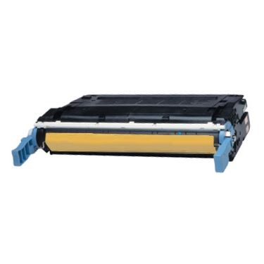 C9722A Toner Cartridge - HP Remanufactured (Yellow)