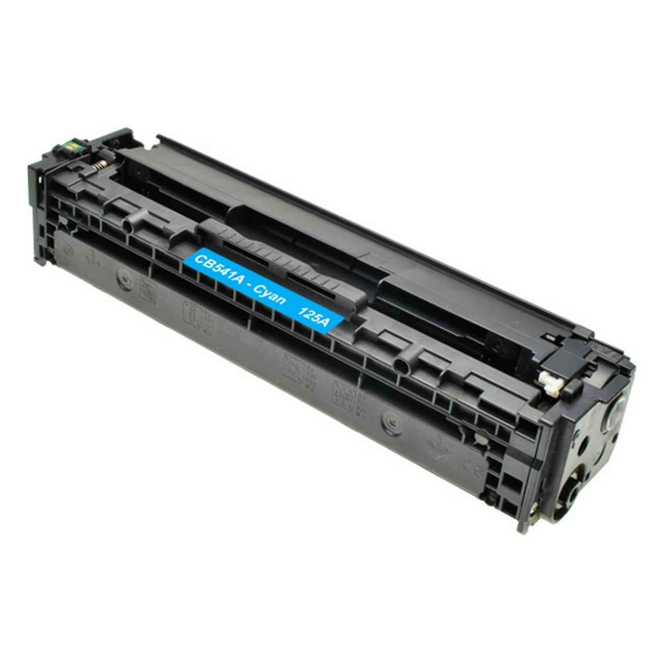 CB541A Toner Cartridge - HP Remanufactured (Cyan)