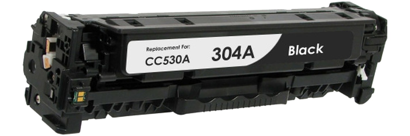 CC530A Toner Cartridge - HP Remanufactured (Black)