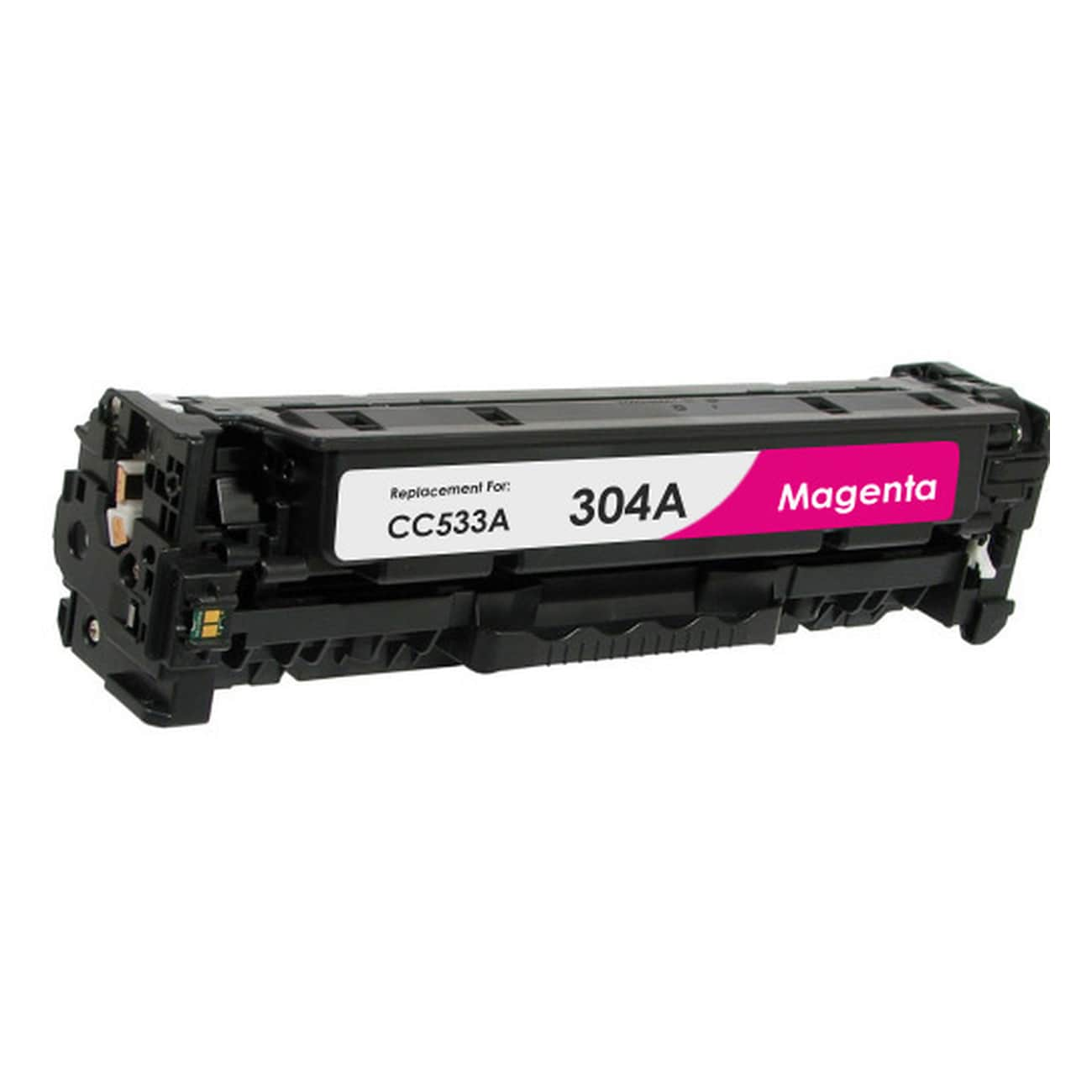 CC533A Toner Cartridge - HP Remanufactured (Magenta)
