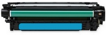 CE251A Toner Cartridge - HP Remanufactured (Cyan)