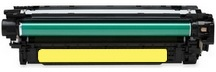 CE252A Toner Cartridge - HP Remanufactured (Yellow)