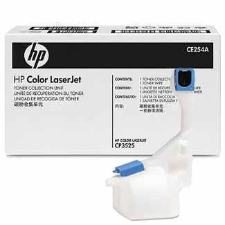 CE254A Waste Toner Collector - HP Genuine OEM