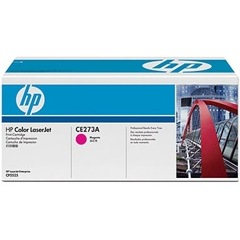 CE273A Toner Cartridge - HP Genuine OEM (Magenta)